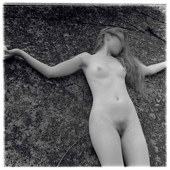Francesca Woodman Untitled, MacDowell Colony, Peterborough, New Hampshire