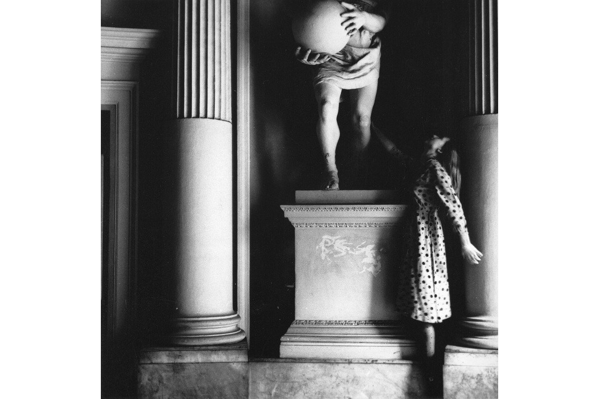 Francesca Woodman - Untitled, Rome, Italy