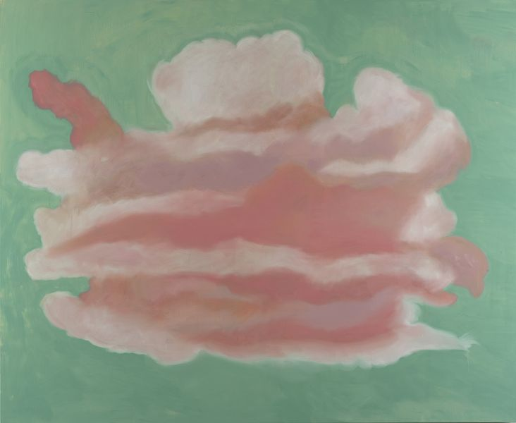 Francesco Clemente, Clouds, 2018