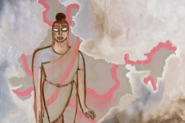 A Meditation Upon the Restless Journey - New Francesco Clemente Work in a Double Show