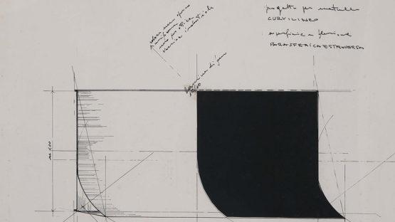 Francesco Lo Savio - Sketch for an artwork