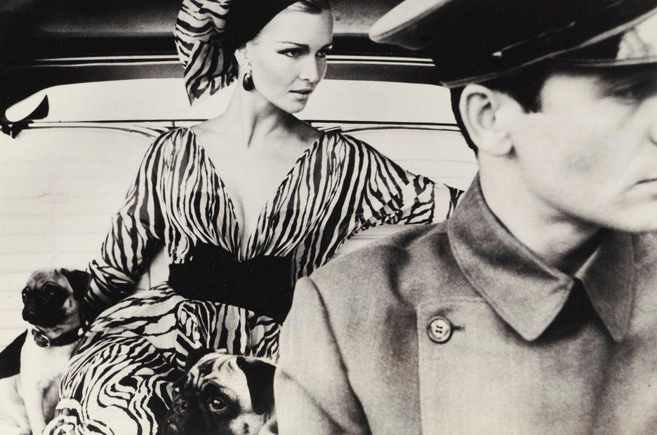 Francesco Scavullo-Mirella Petteni, Cartier, N. Y. C.-1964