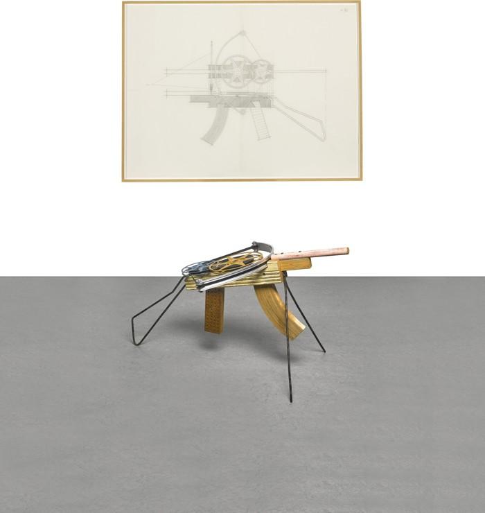 Francis Alys-Camgun (Gun Number 90)-2006