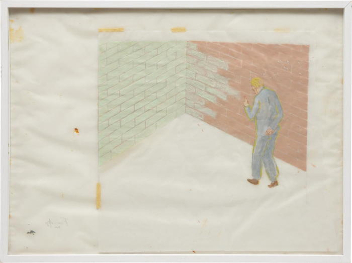 Francis Alys-Untitled (Before the Prophet)-2000