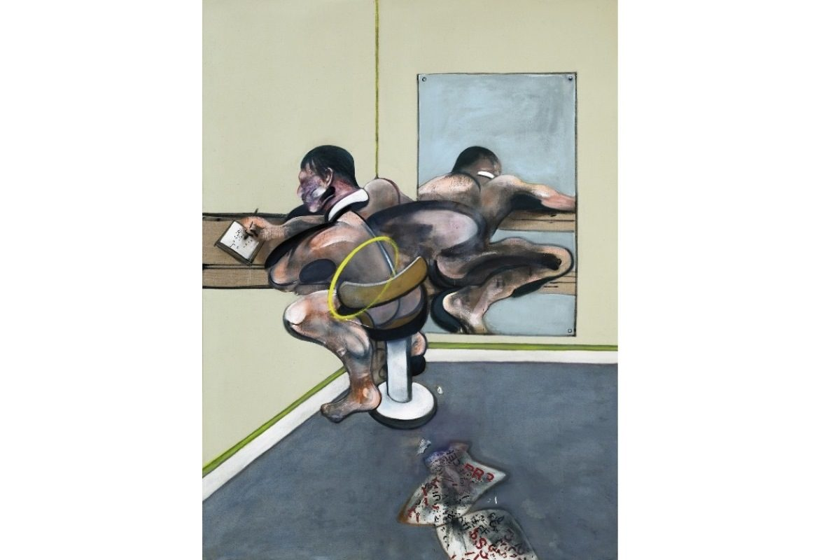 Francis Bacon paintings reached some of the highest numbers at auctions and were shown in museum and gallery exhibitions
