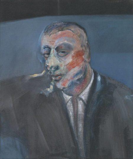 Francis Bacon-Head I-1958
