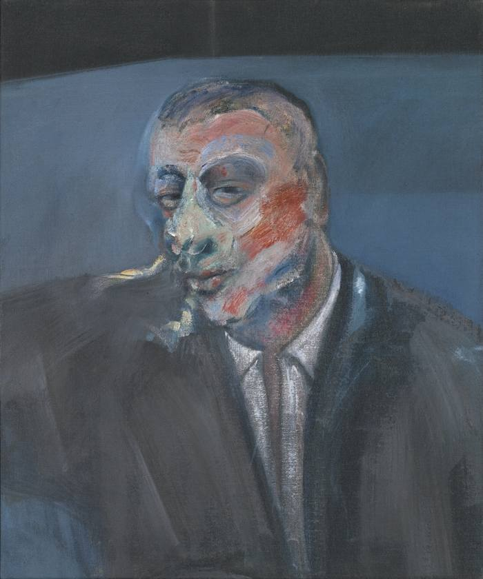 Francis Bacon-Head I-1958