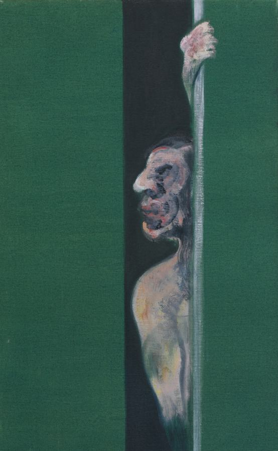 Francis Bacon-Man With Arm Raised-1960