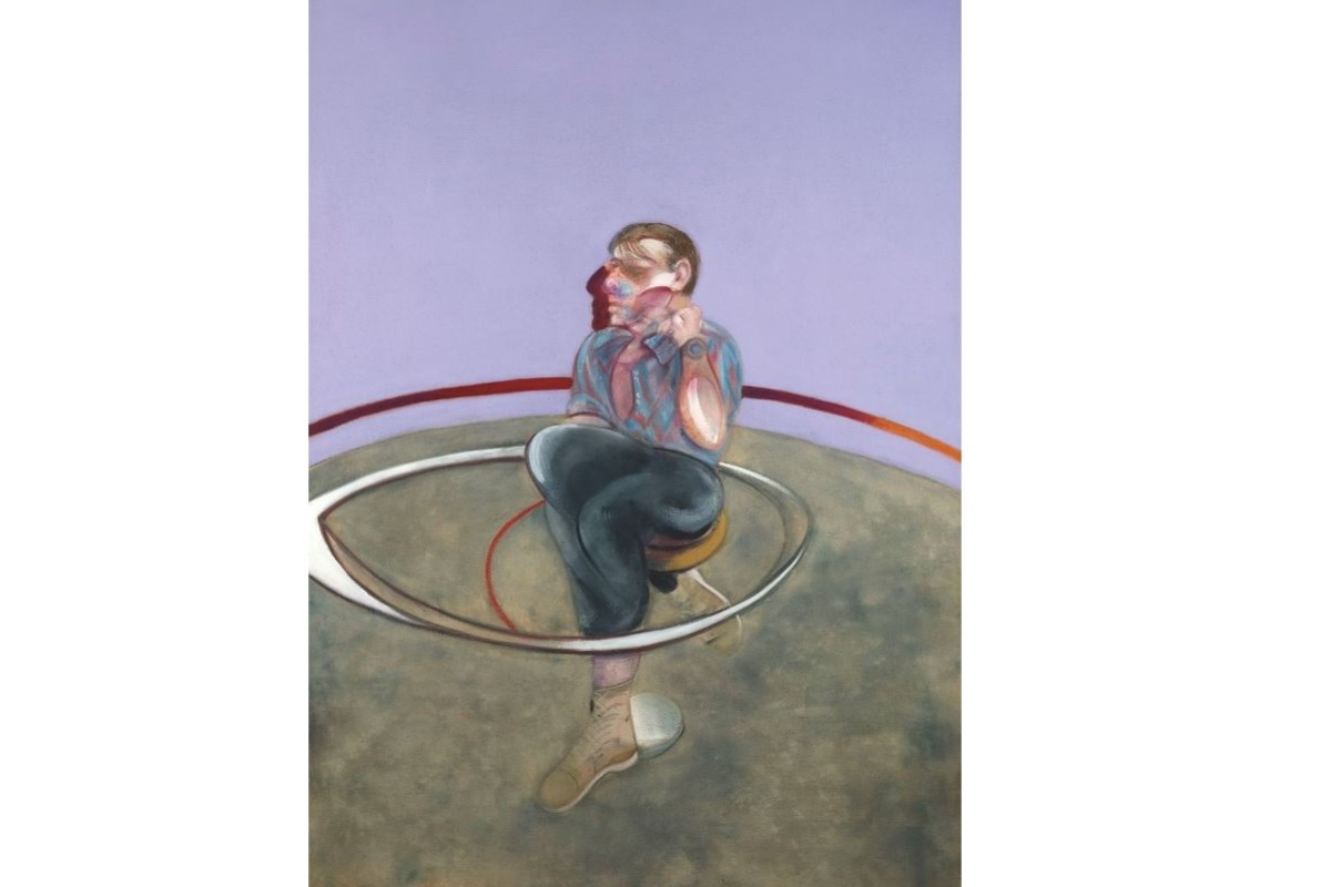 Francis Bacon paintings reached some of the highest numbers at auctions