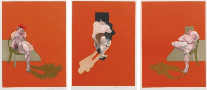 Francis Bacon-Triptych-1983