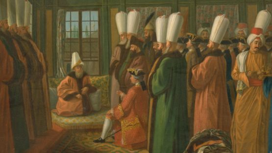 Francis_Smith_-_The_Grand_Vizier_giving_Audience_to_the_English_Ambassador_-_Google_Art_Project