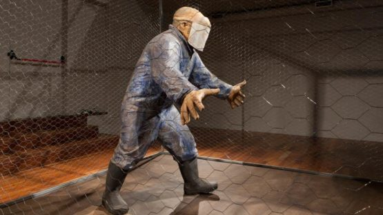Francisco Leiro - Escultura sentida - Image via hoyesarte