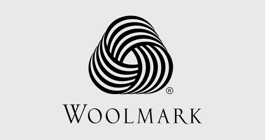 Franco Grignani - Woolmark logo, 1964, who was the designer of the logo?