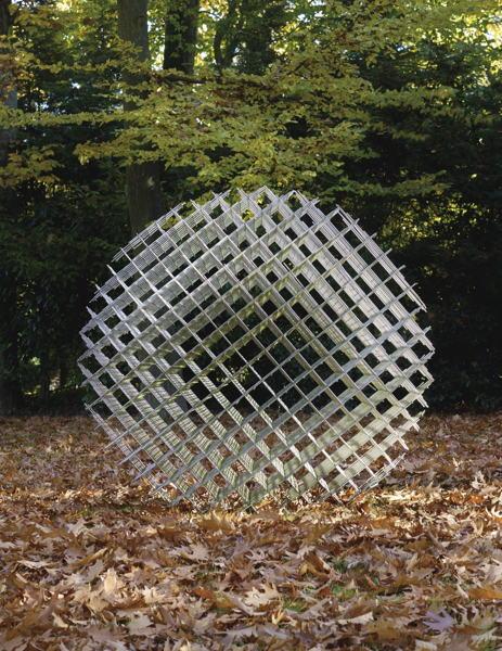 Francois Morellet-Sphere-Trame-1962