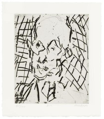 Frank Auerbach-Bill, Frank Auerbach-2009