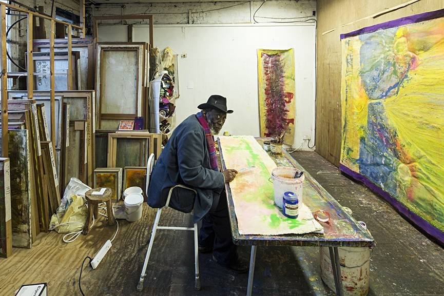 Black artists Britain