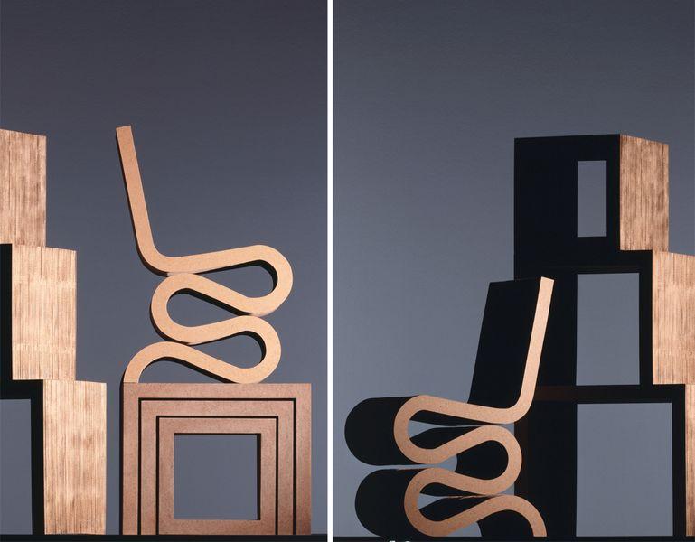 Frank Ghery - Wiggle Chair, via hivemodern.com