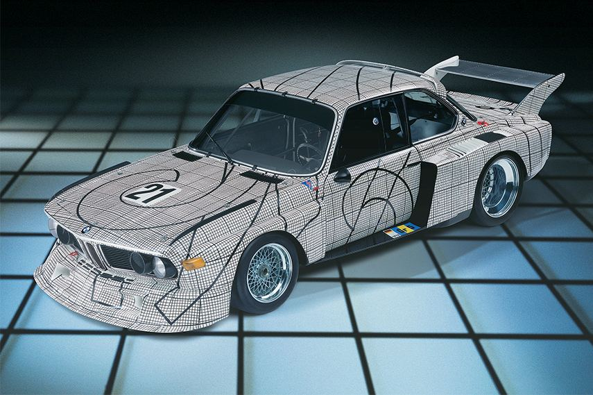 Frank Stella BMW M1 cars new 2015 video home bes