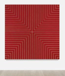 Frank Stella-Delaware Crossing-1961