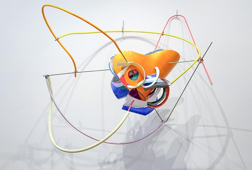 Frank Stella - K.144, 2013