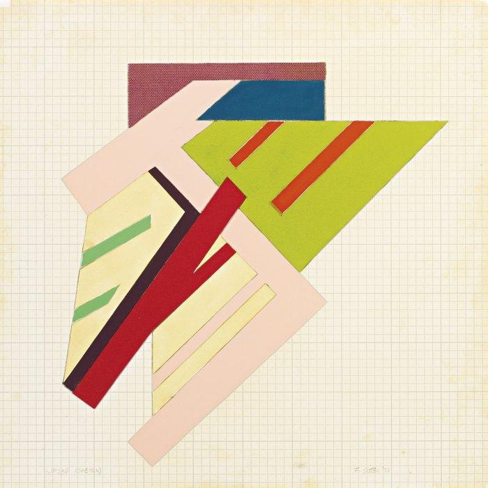 Frank Stella-Lipsko (Sketch)-1973