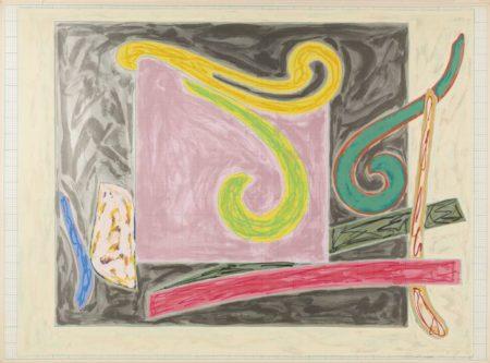 Frank Stella-Steller's Albatross-1977
