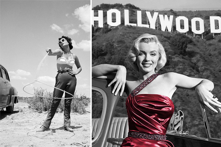 Galerie Hegemann, The Golden Age of Hollywood