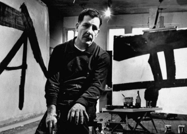 Franz Kline - Artist portrait - Image via quotationofcom