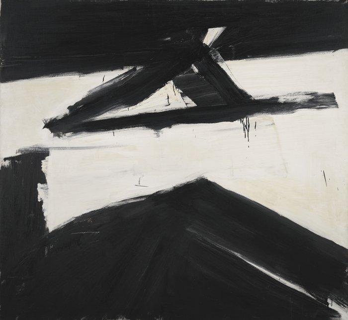 Franz Kline-Elizabeth-1958