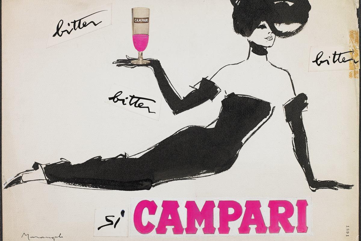 Franz Marangolo - Bitter Campari