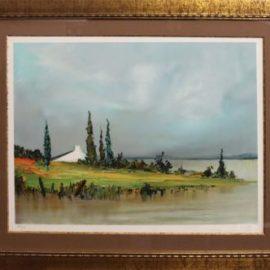 Franz Schlitz-Paysage