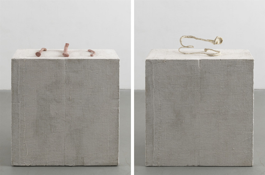 Franz West died in 2012, and his works are located in gallery or museum