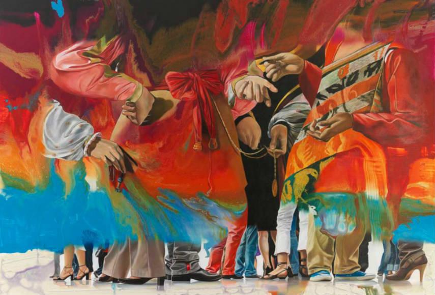 Franziska Maderthaner - Masterpiece, 2015
