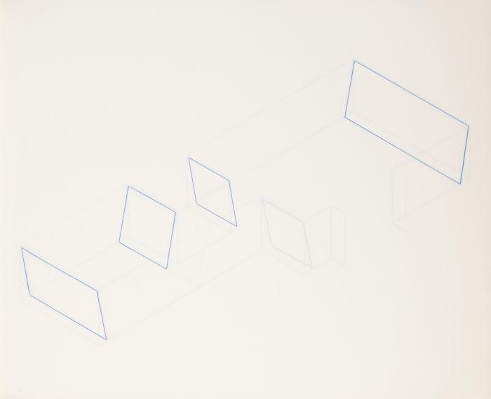 Fred Sandback-Situations-1990