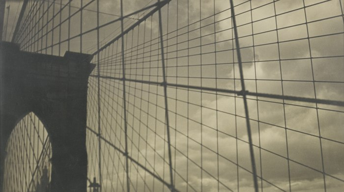 Fred Zinnemann-Brooklyn Bridge-1931