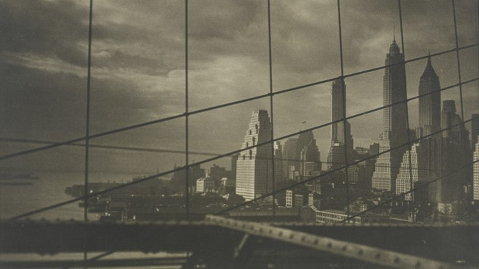 Fred Zinnemann-East River-1931