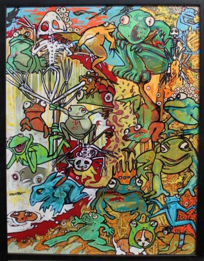 Freddish-Froggy-