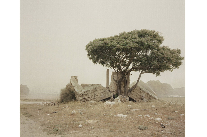 Frédéric Brenner Hadera,Israel Archival pigment print from 2014