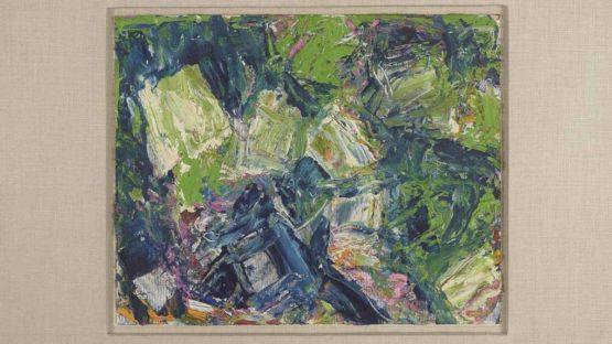 Frederick Haucke - 12 Edelstein, 1959 (detail)