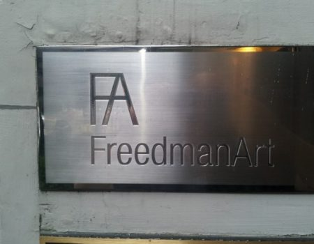 FREEDMAN ART NEW YORK