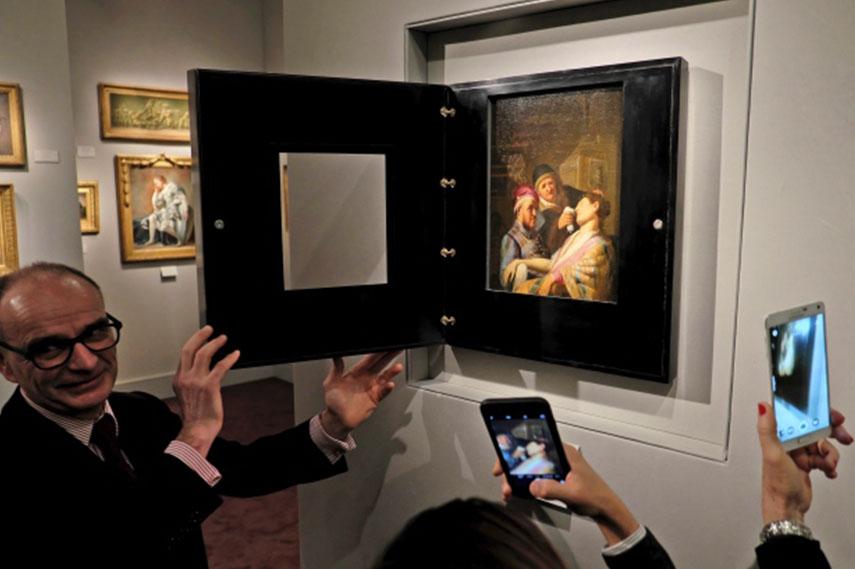 Rembrandt artwork