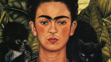 Kahlo's Self-Portrait