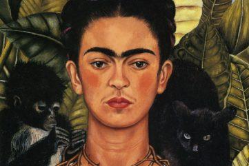 Kahlo's Self-Portrait