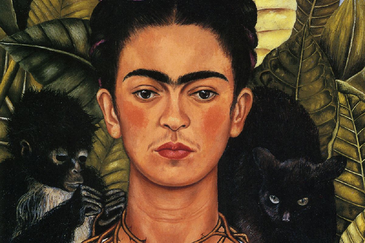 The Importance of the Frida Kahlo Self-Portrait With Thorn ...
