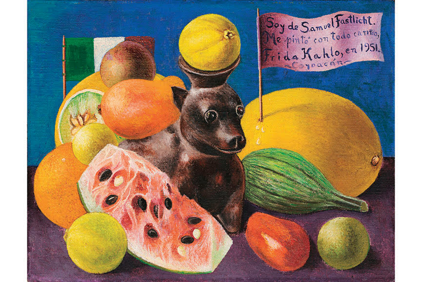Still Life (Dedicated to Samuel Fastlicht), 1951, created in mexico