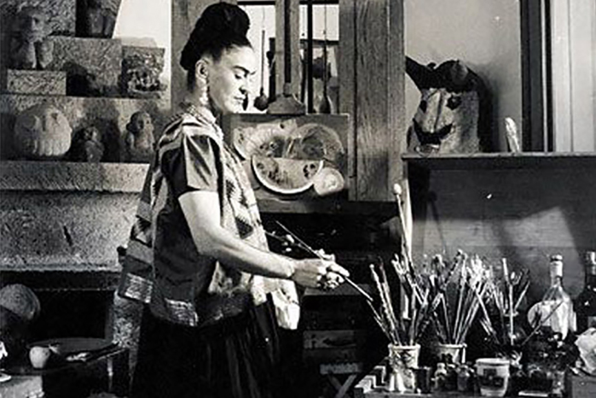 another museo to see is the one dedicated to both frida kahlo and diego rivera in mexico city