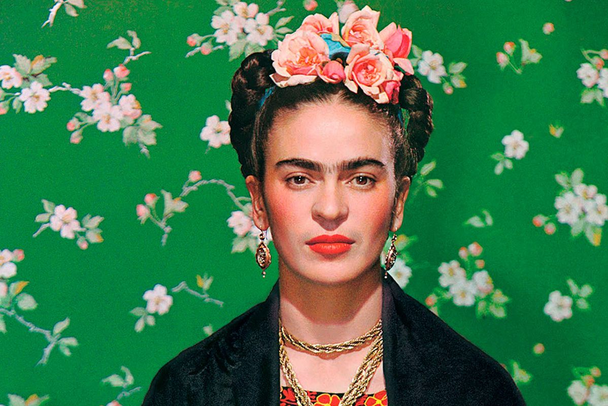 Frida Kahlo, art exhibition in 2018