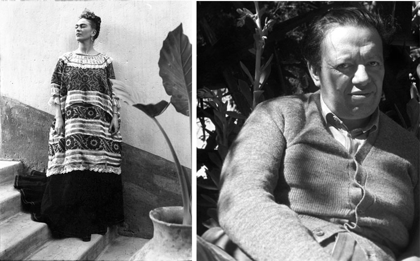 frida kahlo kahlo mexico mexican painting self self paintings portrait home museum work city 1954 biography