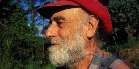 Friedensreich Hundertwasser - Artist portrait, 1998, Image via enwikipediaorg