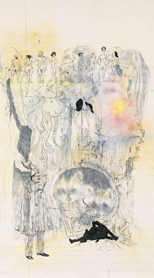 Friedrich Kunath-Strange Things Will Happen-2010